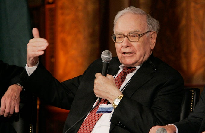 warren buffett  his life and education