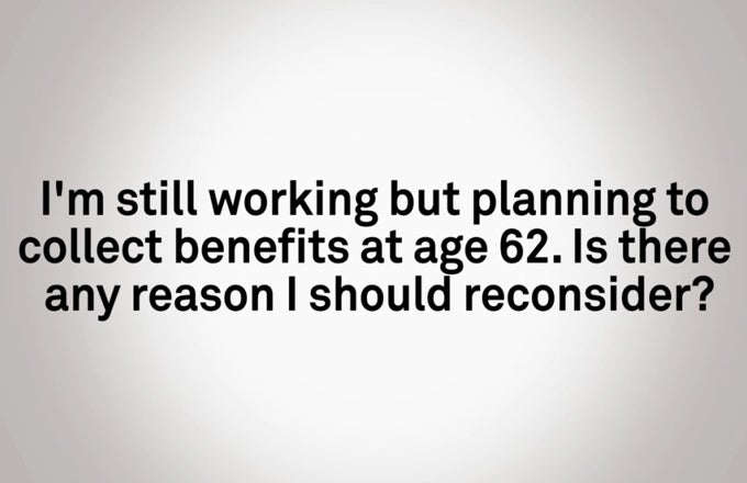 Can I Work While Collecting Social Security?