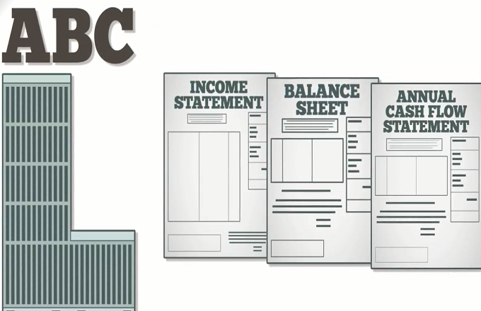Consolidating financial statements definitions