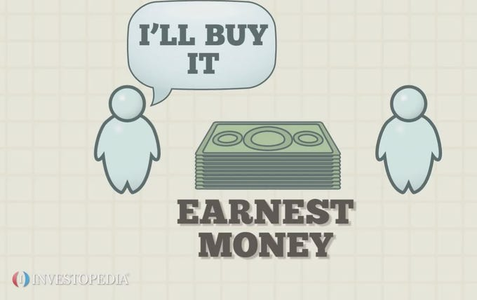 Earnest Money Definition Investopedia