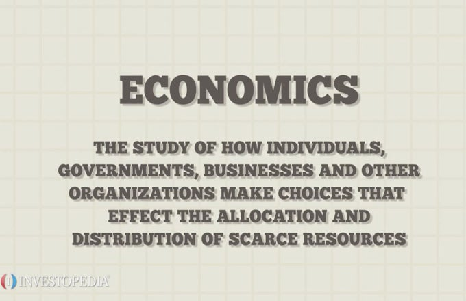 Economics Definition Overview Types And Economic Indicators