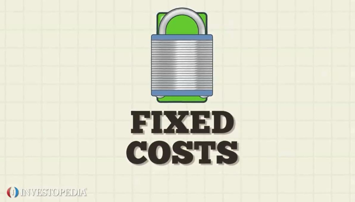 fixed costs are those costs which are