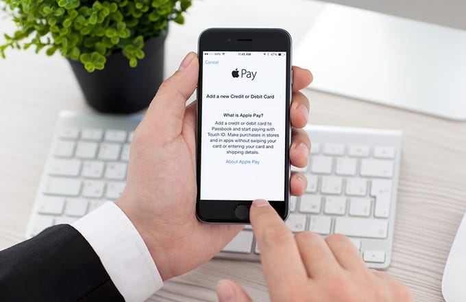 How Does Apple Pay Work? (AAPL)