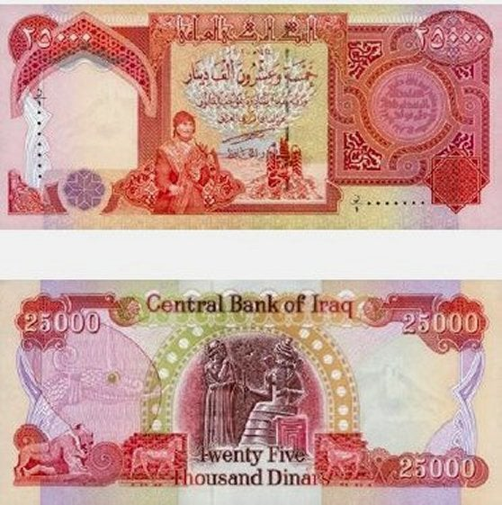Forex in iraq