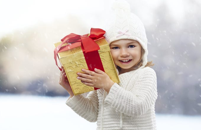 looking to give a holiday gift that will help set a young one on the right financial path a savings bond or 529 account contribution probably wont be the