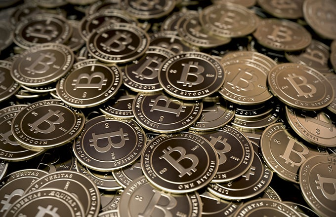 How much is bitcoin cash trading for