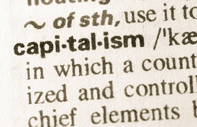pros and cons of capitalism This paper is a timely discussion on the criticisms of capitalism in the context of   he found himself unexpectedly defending the virtue of capitalism and.