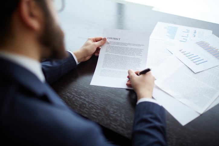 Modifying a Contract After Signing It