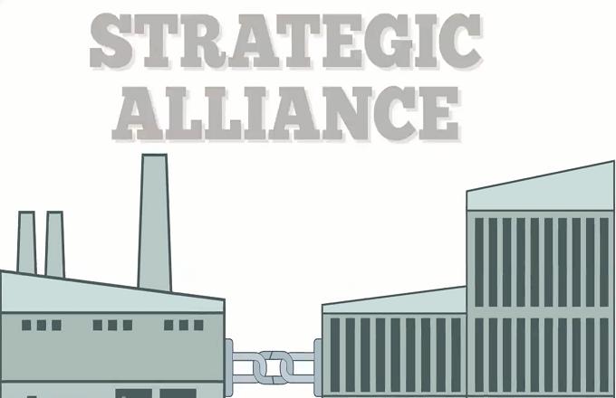 strategic alliances meaning