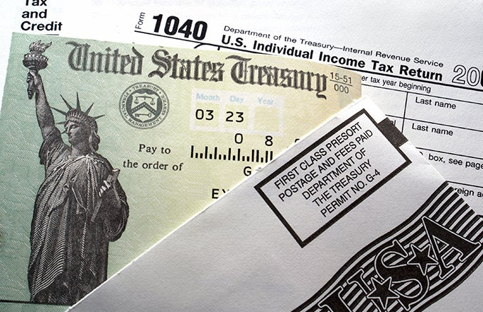 IRS Refund Lost? Here's What to Do