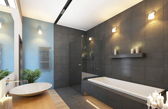 Whether You Plan To Take On A Full Bathroom Overhaul Or To Carry Out Such A  Project In Parts, Itu0027s Important To Know Ahead Of Time How Much Youu0027ll Be  ...