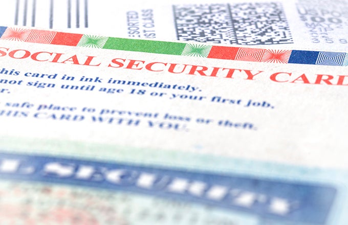The Purpose Of Social Security Form SS-5 | Investopedia