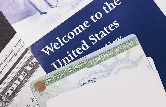 Steps To Replace Or Renew Your Green Card | Investopedia
