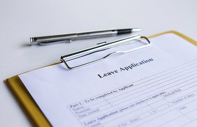 The Purpose Of A Fmla Form  Investopedia