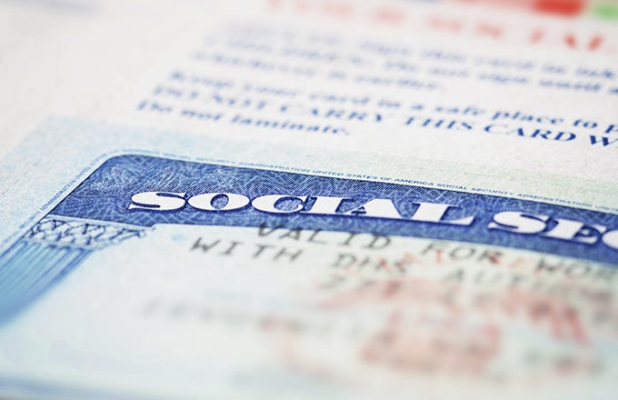 Steps To Replace Or Update Your Social Security Id Investopedia