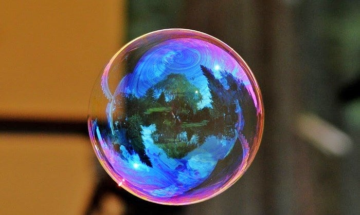Is It Possible That Ethereum Is Not in a Bubble?