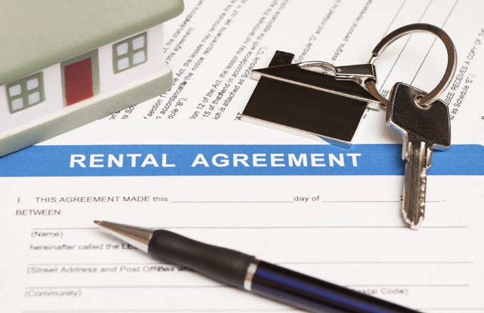 Renters Guide Tenants Landlords And Types Of Leases