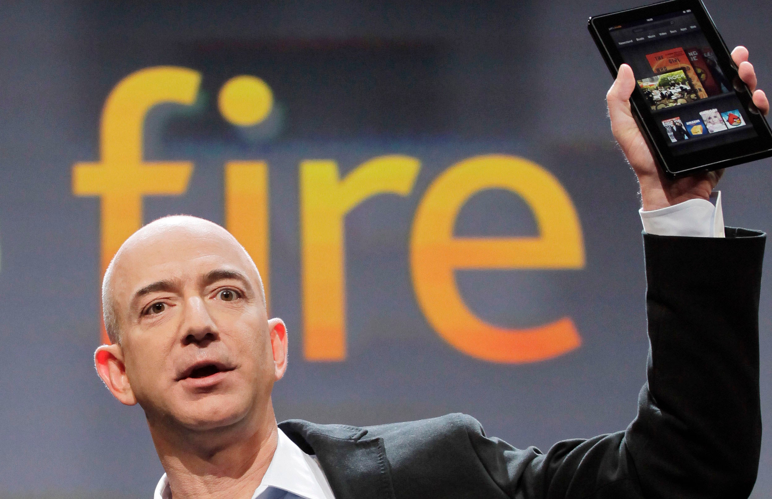 How Jeff Bezos Became the World's Richest Man | Investopedia