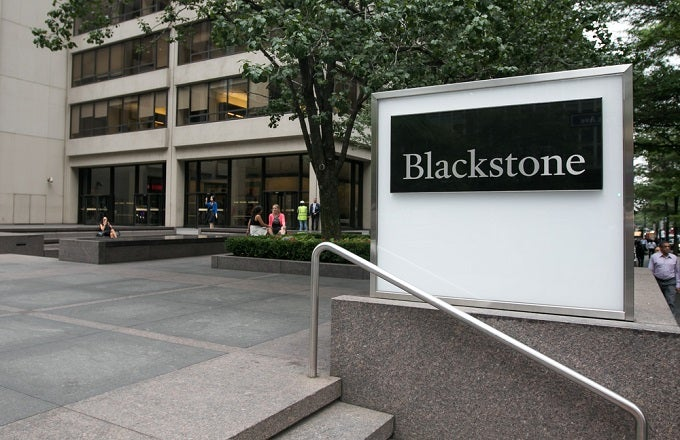 Blackstone stock options
