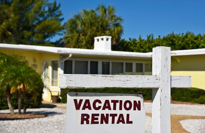 how to buy a vacation rental property