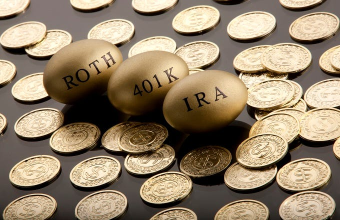 Roth ira and cryptocurrency