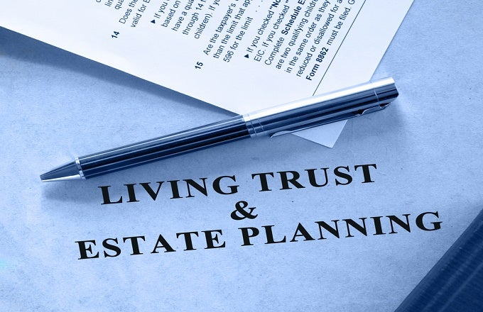 Liquidating assets in deceased persons ira