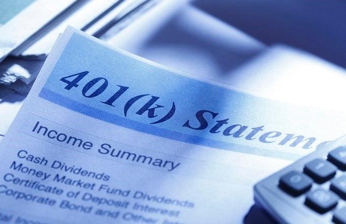 Liquidating 401k to pay debt