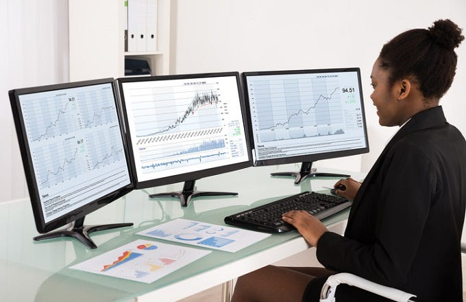 Quit your job to trade stocks the new era of trading solutioingenieria Choice Image