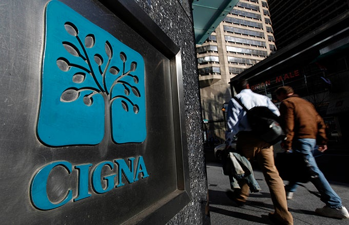 Cigna stock options