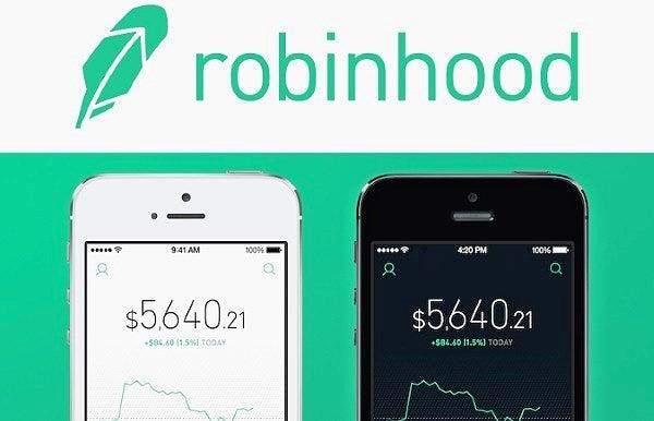 Forex trading robinhood