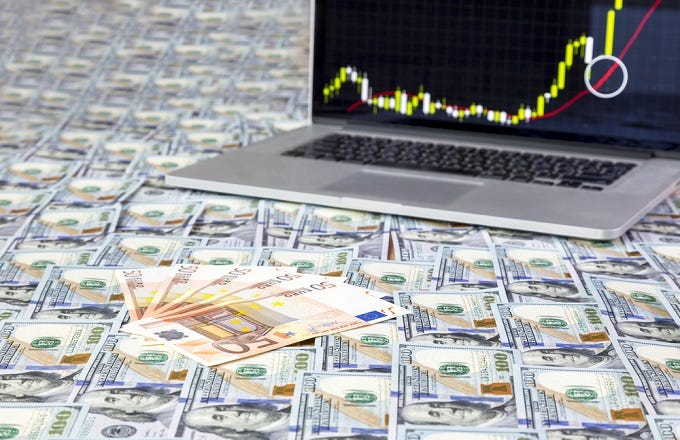 Harmonic Patterns In The Currency Markets   Investopedia