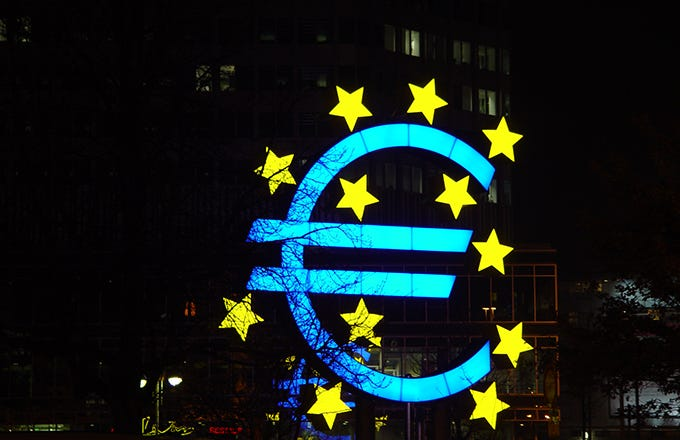 When And Why Did The Euro Make Its Debut As A Currency
