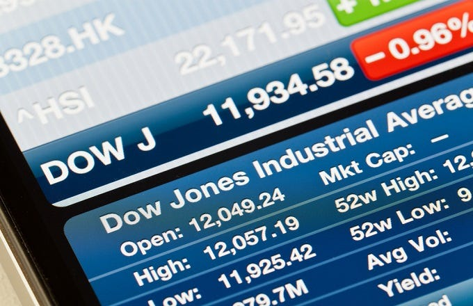 What Does The Dow Jones Industrial Average Measure Investopedia