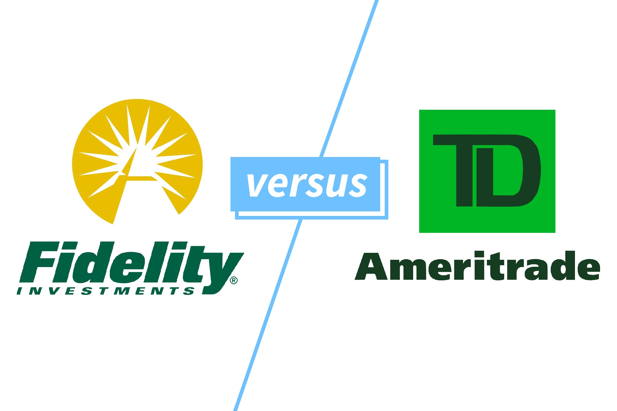 Better investment options td ameritrade or fidelity