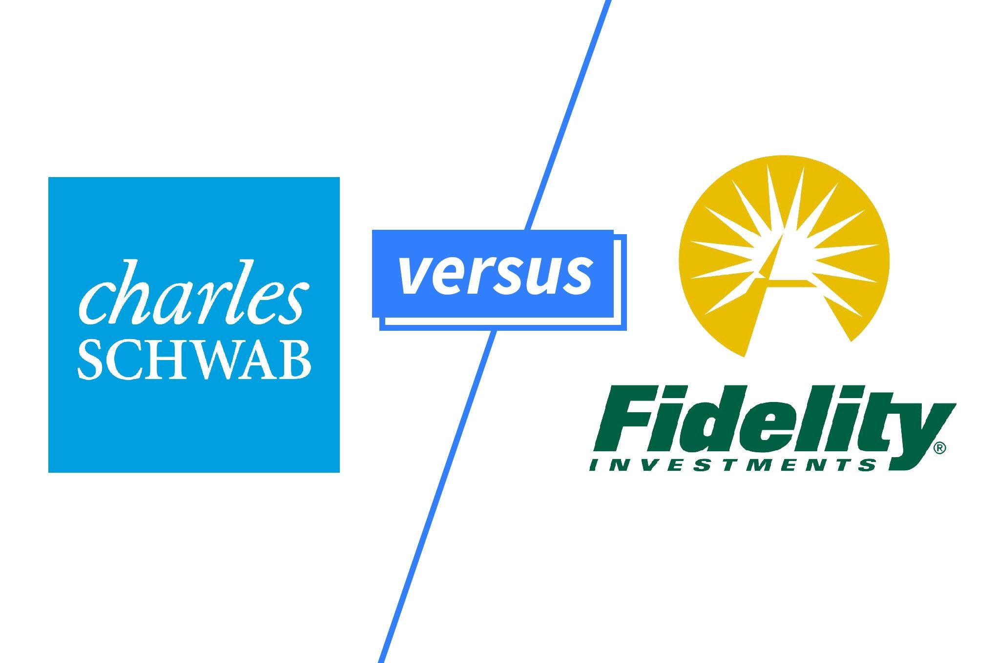charles schwab vs fidelity which broker is better investopedia