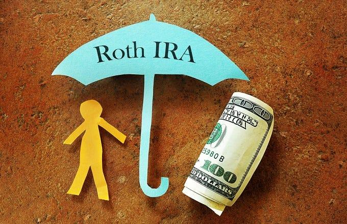 Tax Treatment Of Roth IRA Distributions