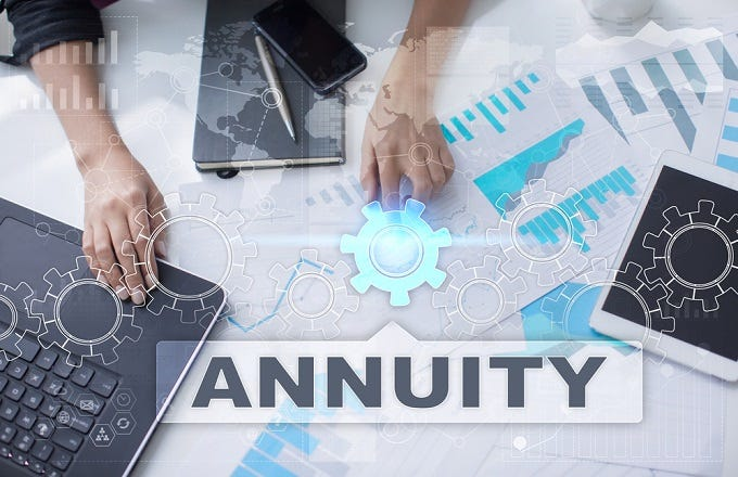annuities how to find the right one for you