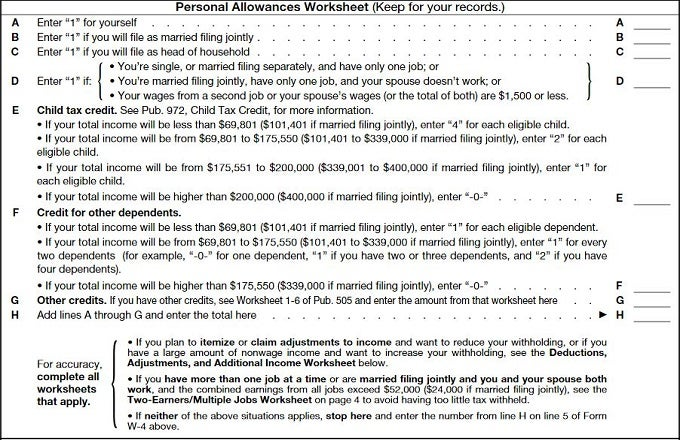 How to fill out your w 4 form investopedia a claim one allowance if no one else claims you as a dependent which is the case for most adults but if say youre 16 years old and filling out form ibookread PDF
