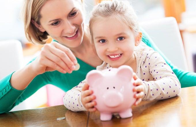 5 Fun Ways to Teach Your Kids About Money