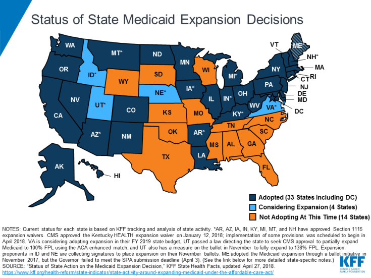 Rhode Island Medicaid Expansion