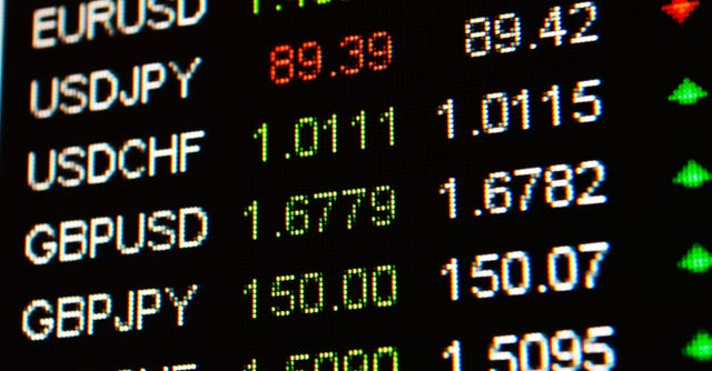 What is the forex trading market