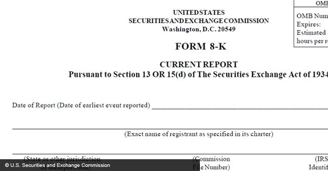 SEC Filings: Forms You Need to Know