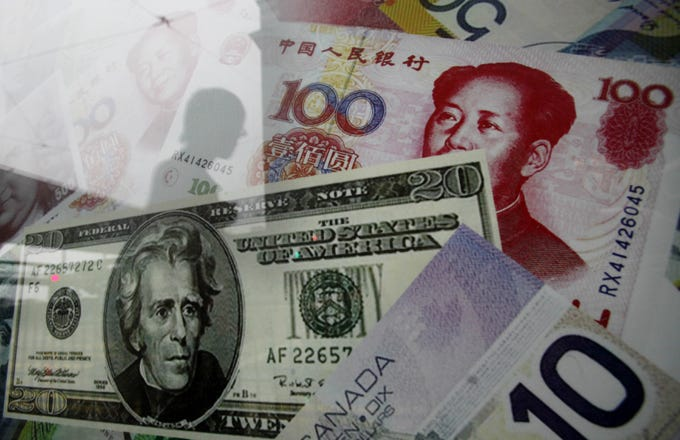 As The American Economy Slowly Strengthens Amid Weakening Growth In China And A Fragile European Union US Dollar Index Has Appreciated Value