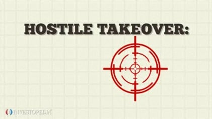 hostile takeover example