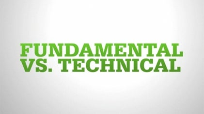 Understanding Fundamental Vs  Technical Analysis